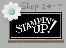 Stampin' Up Shop 24×7